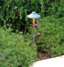 Lighting  Dos Vientos Landscape Lighting Mushroom Light
