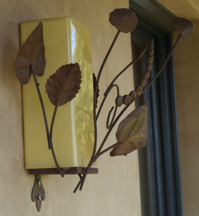Lighting  Dos Vientos Decorative Sconce
