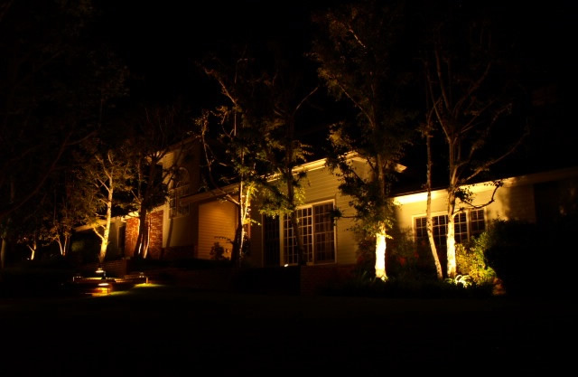 Lighting Dos Vientos Dramatic Outdoor Lighting Lights